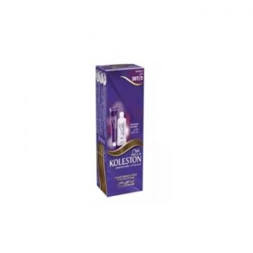 Wella Koleston Semi Kits 307/3 Hazlenut AP-DEM