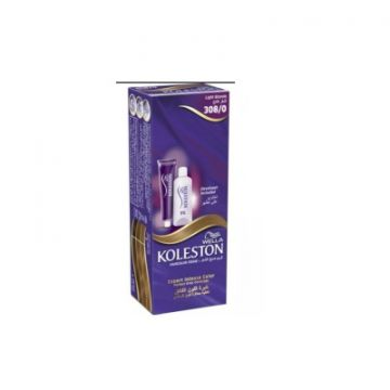 Wella Koleston Semi Kits 308/0 Light Blonde