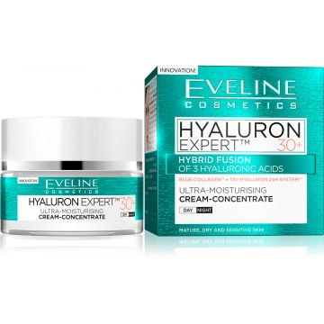 Eveline Bio Hyaluran Day and Night 30+ 50ml - 07-20-00001