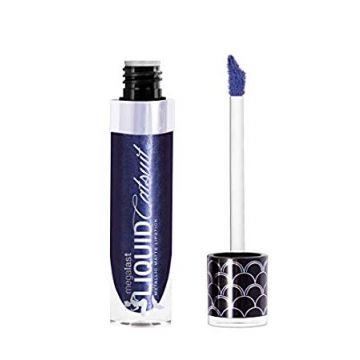 Wet N Wild MegaLast Liquid Catsuit Metallic Matte Lipstick in Sea Seduction - 34961