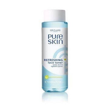 Oriflame Pure Skin Refreshing Face Toner - 150ml - 32648
