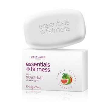 Oriflame Essentials Fairness Mild Soap Bar - 32701