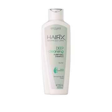 Oriflame HairX Advanced Care Deep Cleansing Purifying Shampoo 250ml - 32898