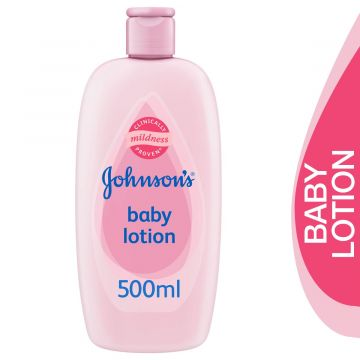 Johnson's Lotion Baby Lotion 500ml - 5000207004592