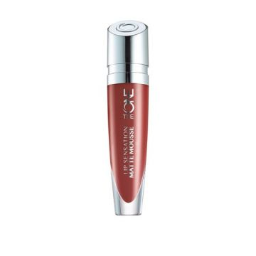 Oriflame The ONE Lip Sensation Matte Mousse - 35825 Spicy Caramel