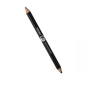 Oriflame OnColour Perfect Duo Eye Pencil - 36088 Mocha & Rose Gold