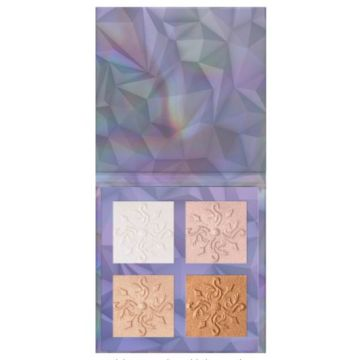 Wet n Wild Holiday Megaglo Highlighting Palette - 36350