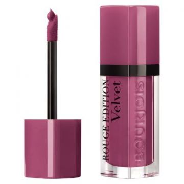 Bourjois Rouge Edition Velvet T36 in Mauve - 3614224843984