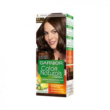 Garnier Color Naturals Dark Toffee Noir Caramel 3.3 - 0435