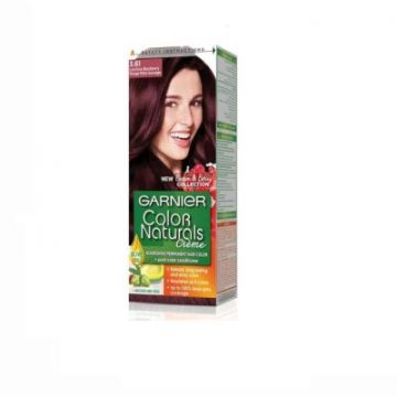 Garnier Color Naturals 3.61 Luscious Blackberry  - 0465 - 3610340632822