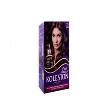 Wella Koleston Kit 4/6 BURGUNDY MENAP