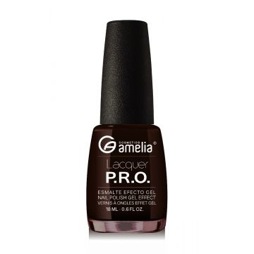 Amelia Pro Nail Polish Lacquer - 4216 Hot Chocolate
