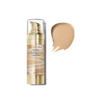 Max Factor Skin Luminizer Foundation - 47 Nude - 4084500158641