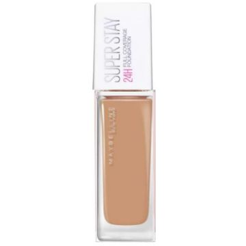 Maybelline Superstay 24H Full Coverage Liquid Foundation - 49 Amber Biege - 1612