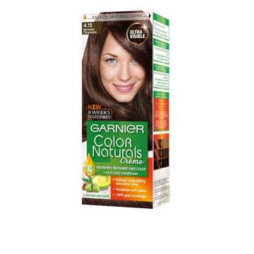 Garnier Color Naturals No. 4.15 Brownie Chocolate - 0395