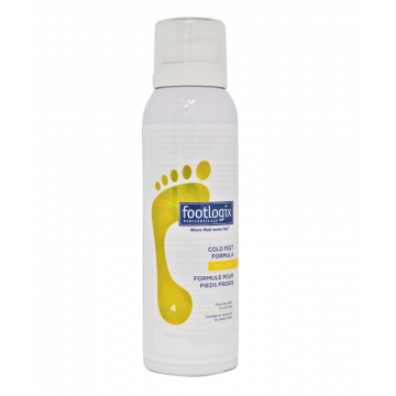 Foot Logix Cold Feet Formula