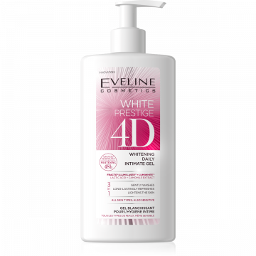 Eveline White Prestige 4d Daily Intimate Gel 250ml - 07-03-00026