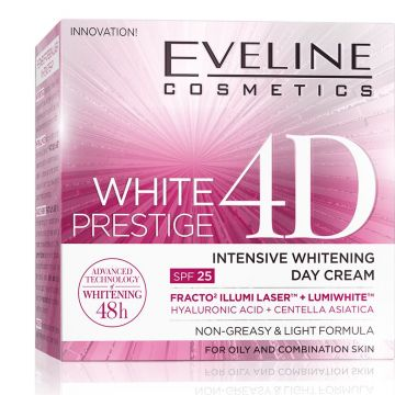 Eveline White Prestige 4d Day Cream - 07-03-00011
