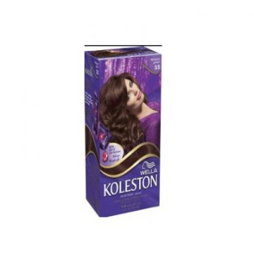 Wella Koleston Kit 55 MAHOGANY MENAP