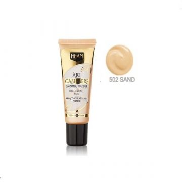 Hean Art Cashmer Smooth Makeup Foundation - 502