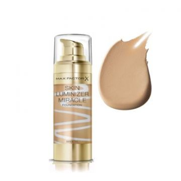 Max Factor Skin Luminizer Miracle Foundation 55 Beige - 4084500158757