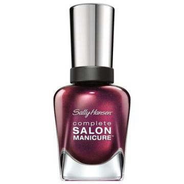 Sally Hansen Complete Salon Manicure Nail Polish -SM-641 Belle Of The Ball