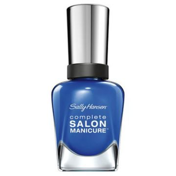 Sally Hansen Complete Salon Manicure Nail Polish -SM-684 New Suede Shoes