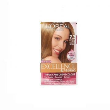 Loreal Excellence 7.3 Dark Golden Blonde - 1096 - 3600522582014