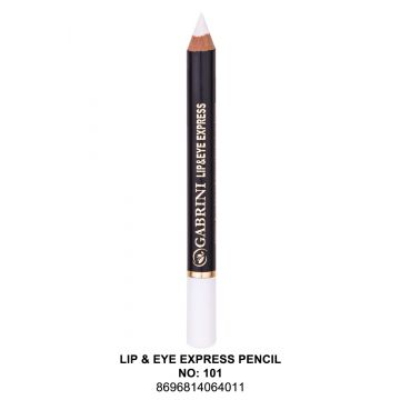 Gabrini Express Pencil 2 # 101 - 3.5 ml - 10-13-00014