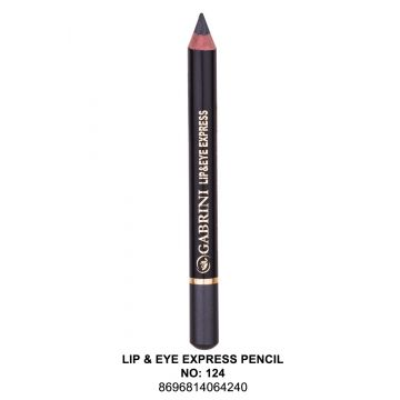 Gabrini Express Pencil 1 # 124 - 3.5 ml - 10-13-00012