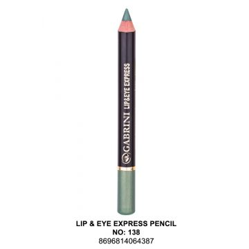 Gabrini Express Pencil 1 # 138 - 3.5 ml - 10-13-00008