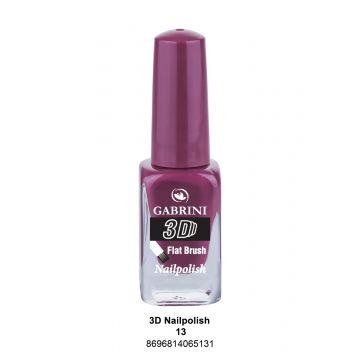 Gabrini 3D Nail Polish # 13 13ml - 10-19-00008