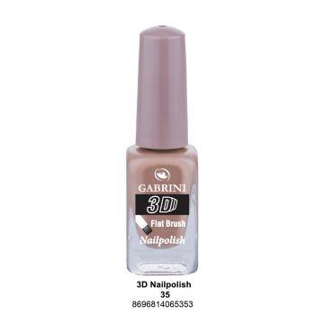 Gabrini 3D Nail Polish # 35 13ml - 10-19-00016