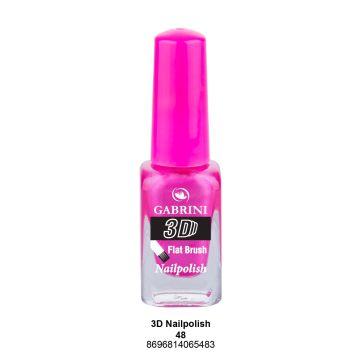 Gabrini 3D Nail Polish # 48 13ml - 10-19-00022
