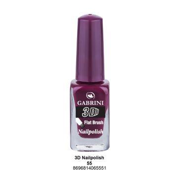 Gabrini 3D Nail Polish # 55 13ml - 10-19-00026