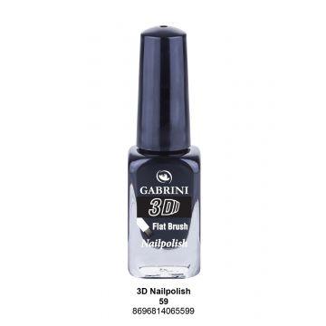 Gabrini 3D Nail Polish # 59 13ml - 10-19-00027