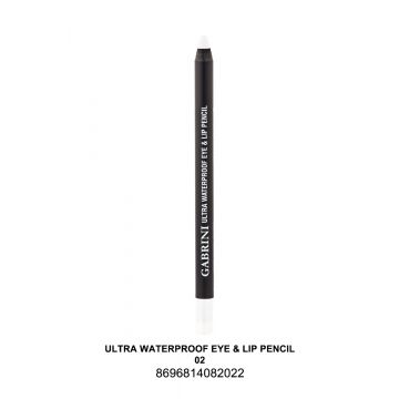 Gabrini Ultra Water Proof 1 Pencil # 02 1.5 gm - 10-17-00002