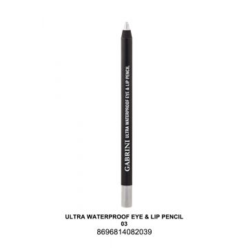Gabrini Ultra Water Proof 1 Pencil # 03 1.5 gm - 10-17-00003