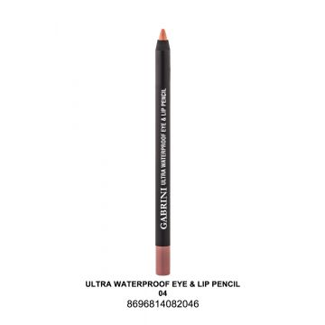 Gabrini Ultra Water Proof 1 Pencil # 04 1.5 gm - 10-17-00026