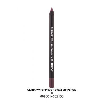 Gabrini Ultra Water Proof 1 Pencil # 13 1.5 gm - 10-17-00019