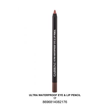 Gabrini Ultra Water Proof 1 Pencil # 17 1.5 gm - 10-17-00010