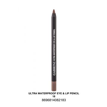 Gabrini Ultra Water Proof 1 Pencil # 18 1.5 gm - 10-17-00011