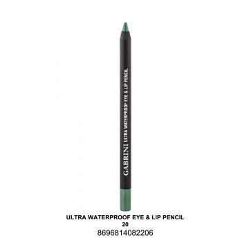 Gabrini Ultra Water Proof 1 Pencil # 20 1.5 gm - 10-17-00022