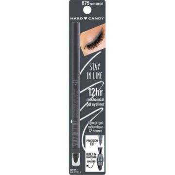 Hard Candy Stay In Line Gel Eyeliner - 875 Gun Metal
