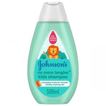Johnson's Shampoo No More Tangles Kids Shampoo 500ml - 6223000659069
