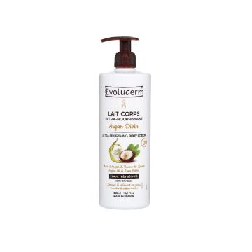 Evoluderm Body Lotion Argan Divin - 500ml
