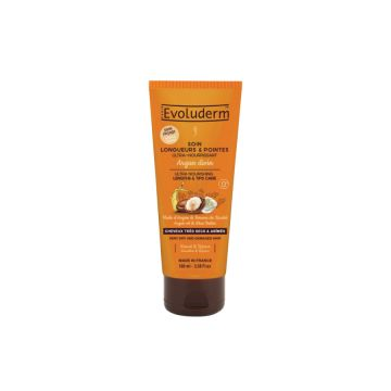 Evoluderm Hair Care Lengths To Tips Argan Divin - 100ml