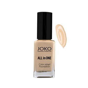 JOKO Makeup  All In One Foundation - Pastel 110 - NJPO10054-B