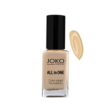 JOKO Makeup  All In One Foundation - Natural Beige - NJPO10056-B