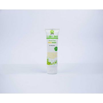 Glow365 Acne Free Face Wash - 100ml